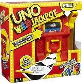 Spel Mattel UNO jackpot kaartspel