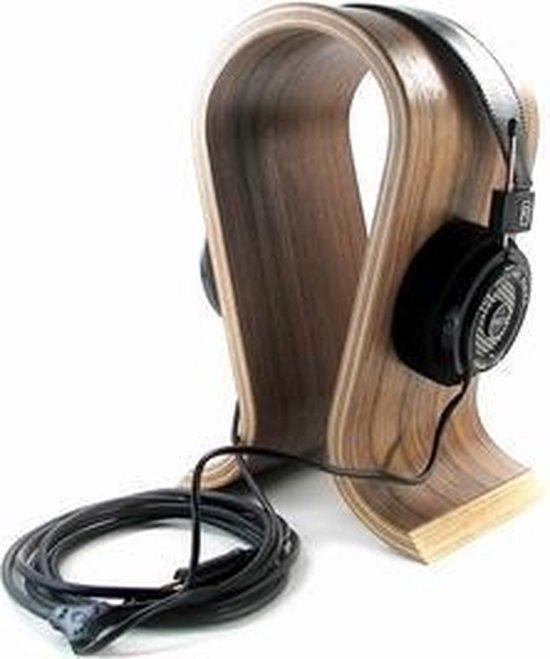 Sieveking Sound Hoofdtelefoonstandaard Walnoot