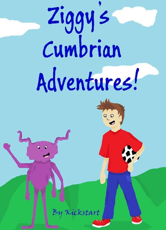 Ziggy's Cumbrian Adventure