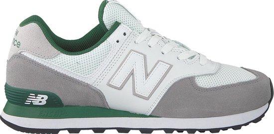 bol.com | New Balance Heren Sneakers Ml574 - Grijs - Maat 46+
