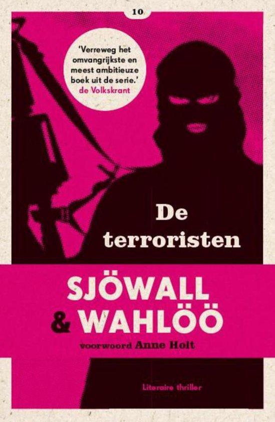 Zwarte Beertjes 10 - De terroristen - Maj Sjöwall |