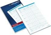 Weekstaat - Atlanta A5404-016 - A4 - 297x210mm - 50vel