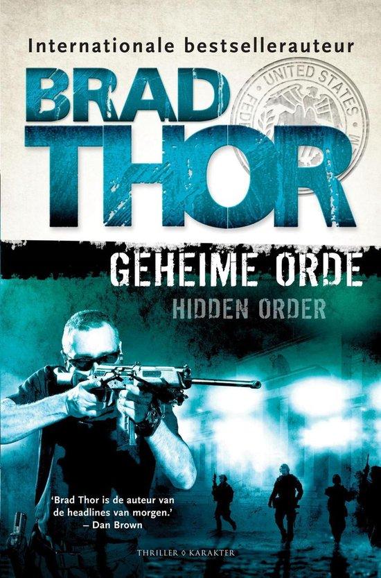 Geheime orde - Brad Thor |