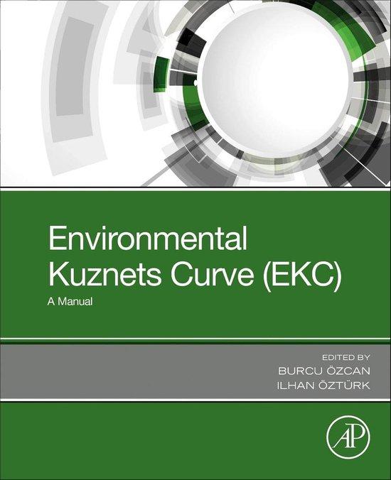 Boek cover Environmental Kuznets Curve (EKC) van  (Onbekend)