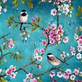 Vintage Papier Servetten - Blossom - Decoupage - 20 stuks