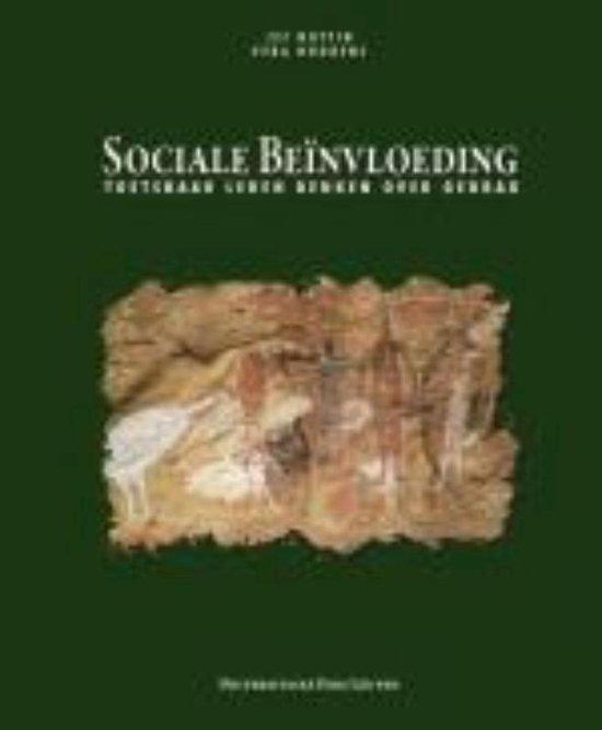 Sociale beinvloeding - J.M. Nuttin Jr. |