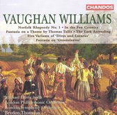 Vaughan Williams: Norfolk Rhapsody, etc / LSO, LPO