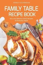 Family Table Recipe book