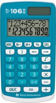 Texas Instruments TI-106II - Bureaurekenmachine