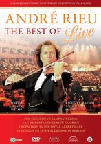 CD cover van Andre Rieu - The Best Of (Live) van André Rieu