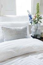 Walra Dekbedovertrek Natural Linen 200x220/240 cm wit