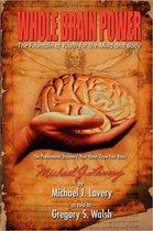 Omslag Whole Brain Power