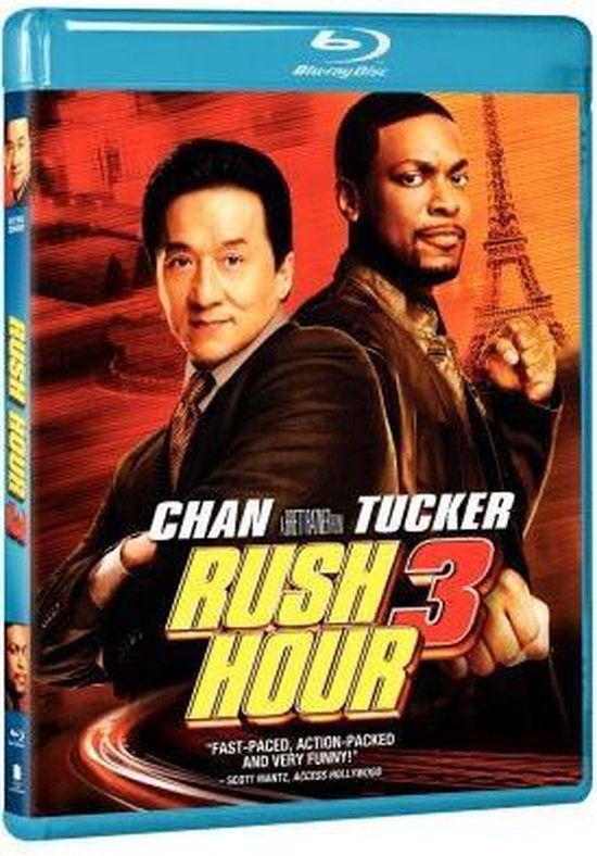 Cover van de film 'Rush Hour 3'