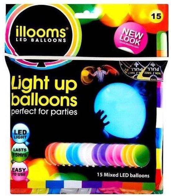 Illooms LED Ballonnen