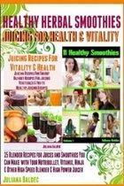 Healthy Herbal Smoothies