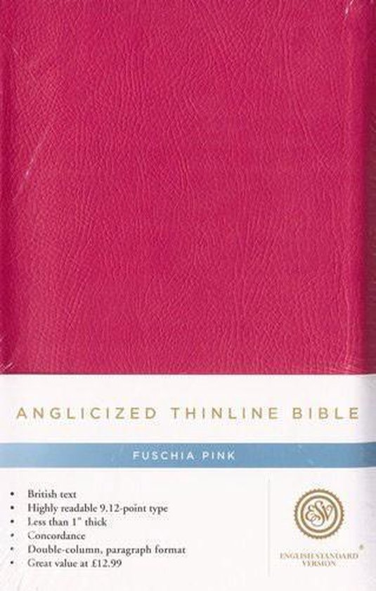 Holy Bible - Collins Anglicised Esv Bibles |
