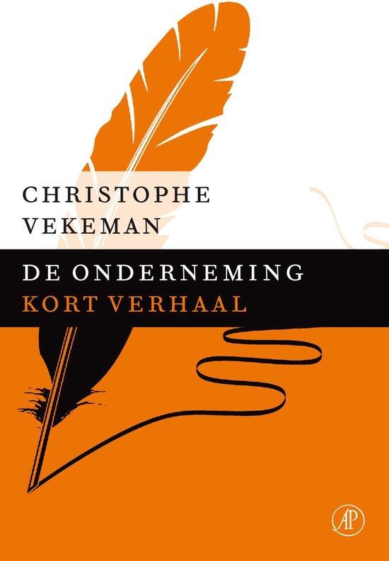 De onderneming - Christophe Vekeman  