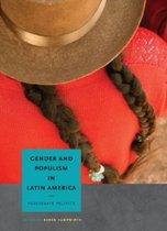 Boek cover Gender and Populism in Latin America van
