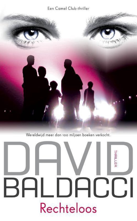 Camel Club 5 - Rechteloos - David Baldacci | Fthsonline.com