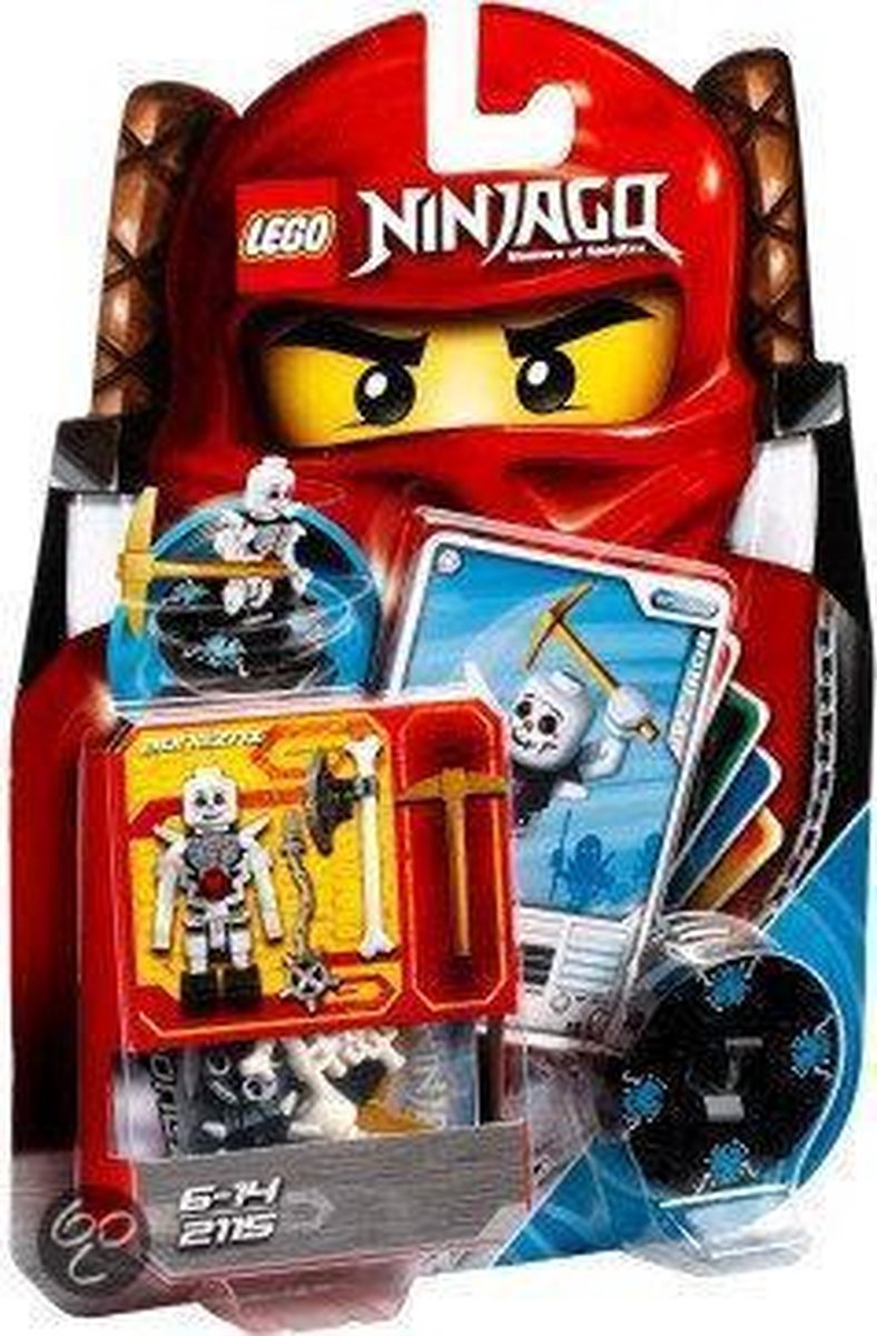 Lego Ninjago: bonezai (2115)