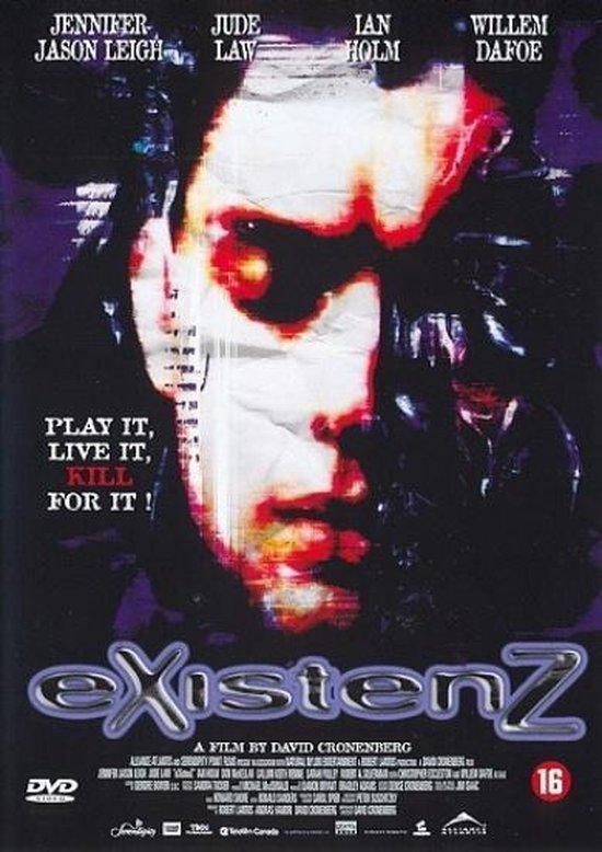 Cover van de film 'Existenz'