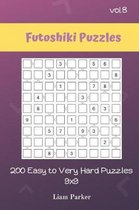 Futoshiki Puzzles - 200 Easy to Very Hard Puzzles 9x9 vol.8