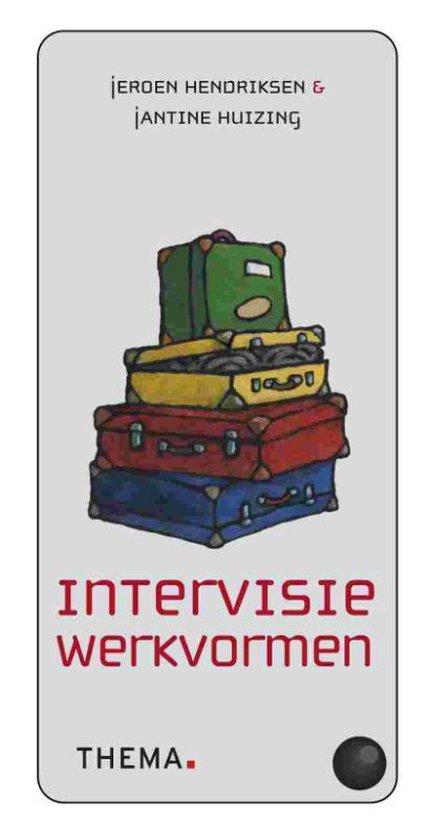 Afbeelding van Intervisie werkvormen