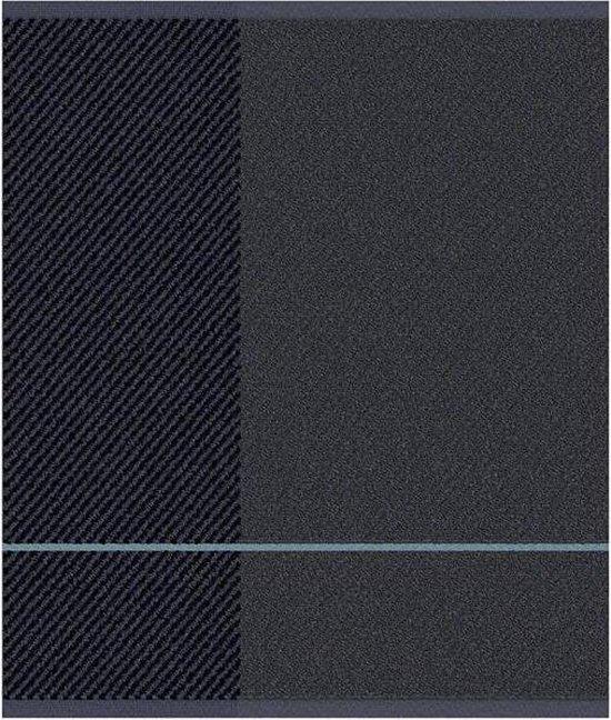DDDDD Blend - Keukendoek - 50x55 cm - Set van 6 - Graphite