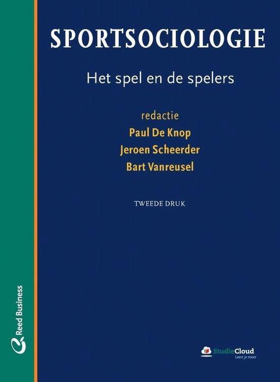 Sportsociologie - P. de Knop |