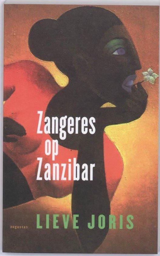 Zangeres op Zanzibar - Lieve Joris |