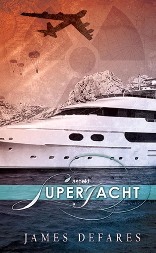 Superjacht - James Defares pdf epub