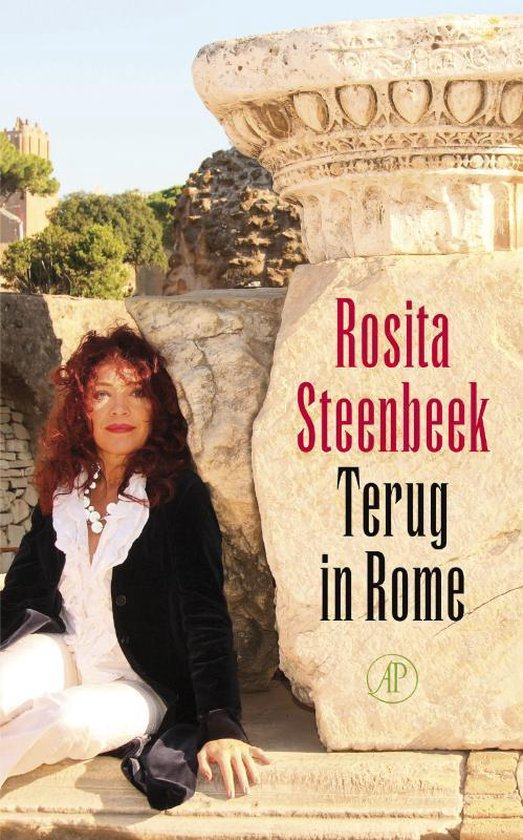 Terug In Rome - Rosita Steenbeek pdf epub