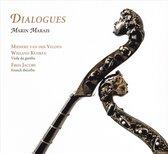 Dialogues, The Viola Da Gamba Suites