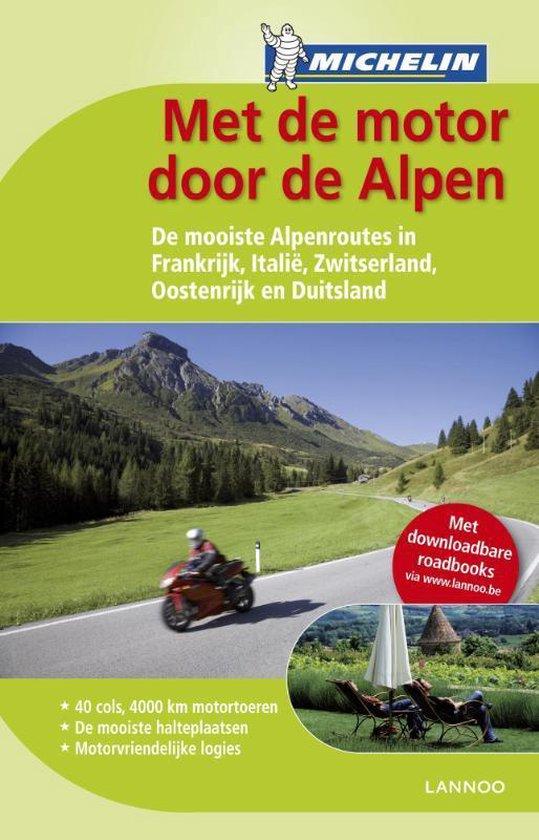 Met de motor door de Alpen - Nvt. |