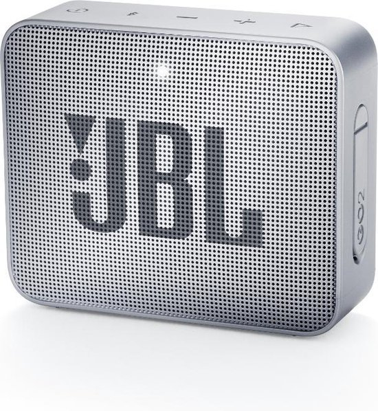 JBL Go 2 Grijs - Mini Speaker