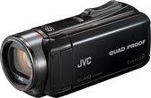 JVC GZ-R441BEU - Digitale videocamera - Quad Proof