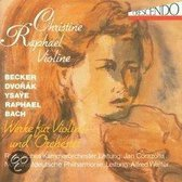 Works For Violin & Orchestra: Sinfo