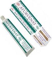 Ayurvedische tandpasta met miswak BIO - 75 ml - (1st.) - M