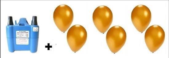Elektrische Ballonnen Pomp XL met ballonnen