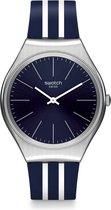 Swatch Skin Skinblueiron horloge  - Blauw