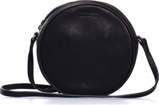 O My Bag Crossbodytassen Luna Bag Zwart