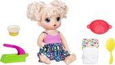 Baby Alive Snoepende Sarah Babypop - Blond