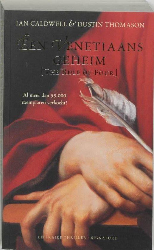 Een Venetiaans Geheim - I. Caldwell |