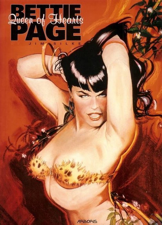 Coll candy-girls bettie page - Jim Silke | Fthsonline.com