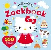 Boek cover Hello Kitty - Zoekboek van