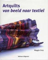 Artquilts. Van beeld naar textiel