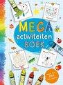 Afbeelding van het spelletje Kinderboeken Rebo Doeboek - Mega Activiteitenboek meer dan 500 aktiviteiten