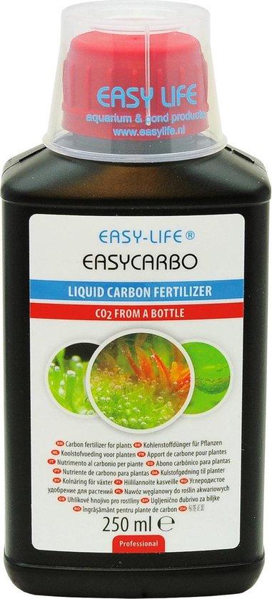 EasyLife EasyCarbo - Koolstofvoeding - 250 ml