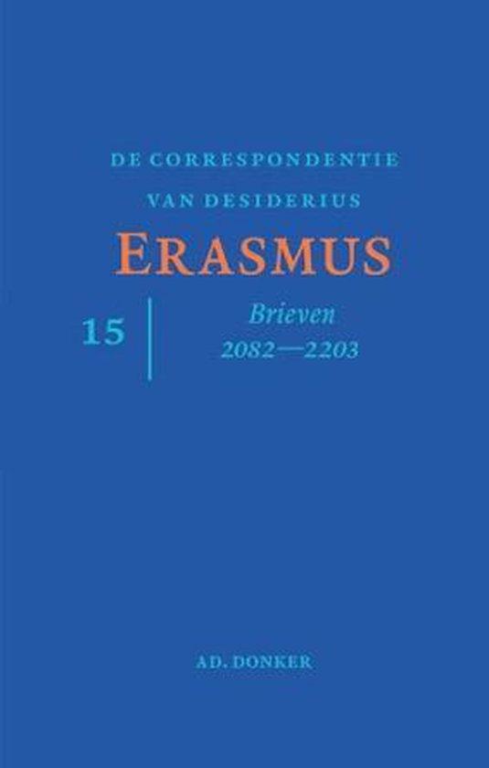 De correspondentie van Desiderius Erasmus deel 15 - Desiderius Erasmus |