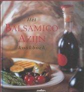 Het balsamico-azijn kookboek